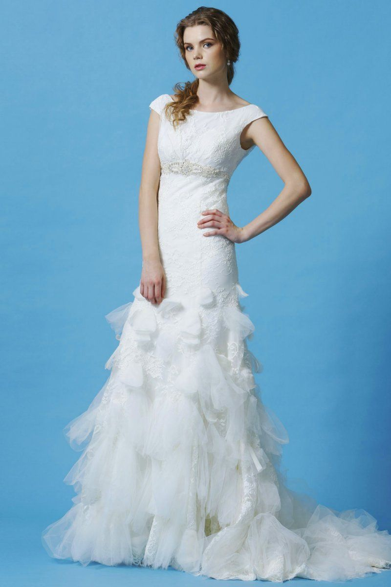Attractive Art Deco Wedding Gowns Images - All Wedding Dresses ...