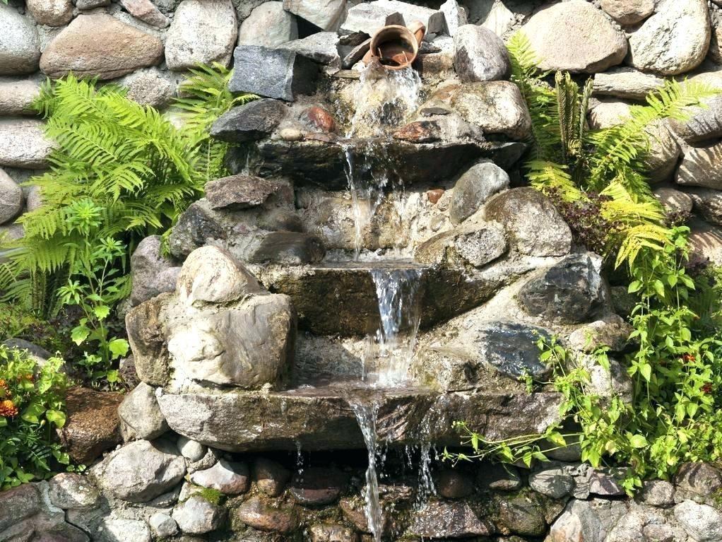 19+ Construire fontaine de jardin inspirations