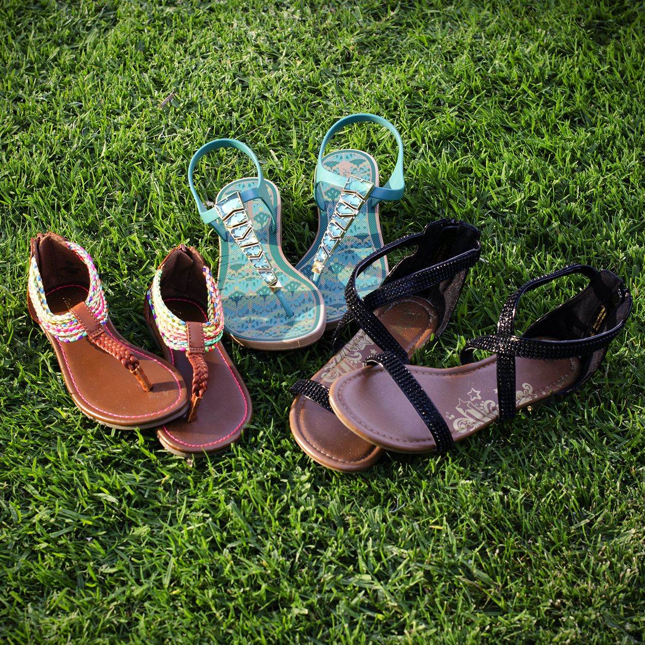 Womens sandals at payless - Stylish Flats From Payless Shoesource For Any Summerstyle Vacation Listflat Sandalswomen