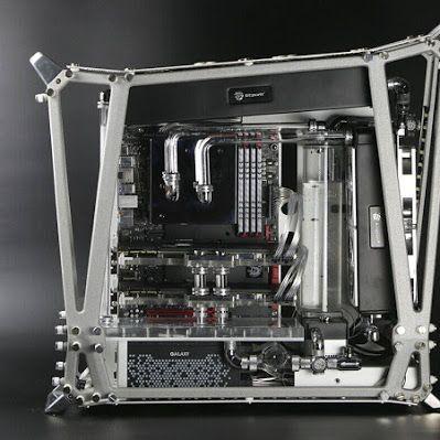 Snow Leo Custom Computer Custom Pc Computer Setup