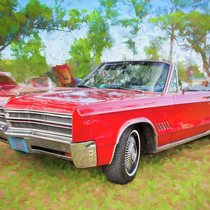 1968 Chrysler 300 Convertible Newport New Yorker by Rich Franco