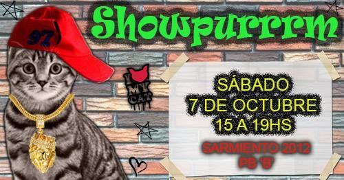 Kagi Nippon He ~ Anime Nippon-Jin: Showpurrrm - Showroom Gatuno 2017 - Buenos Aires, ...