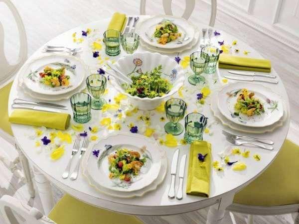 12 Décorations de table pour Pâques à faire soi même | Spring
