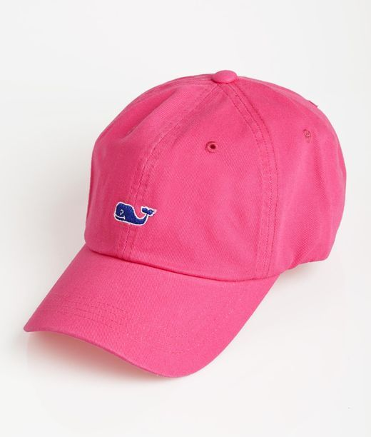 4043a5a9271b Whale Logo Baseball Caps in Women's Accessories | Vineyard Vines ...