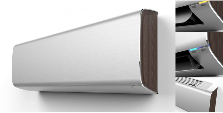 Air Conditioner - Red Dot 21 | Medical Ideation | Design, House air