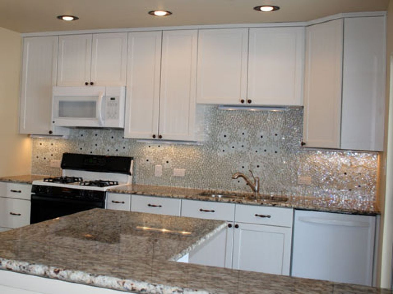 A customized one of a kind kitchen