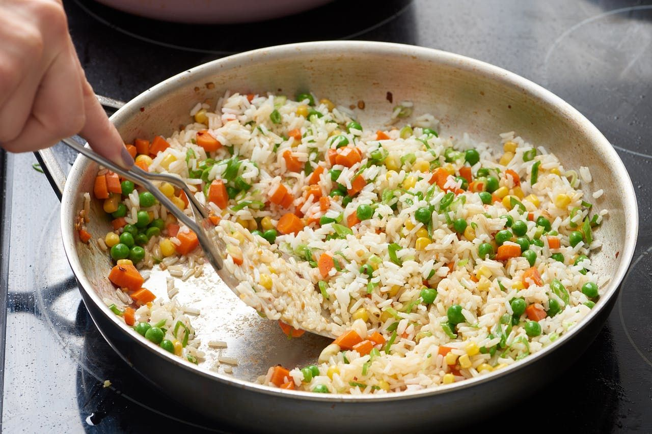 How to make the best chicken fried rice without a wok recipe how to make the best chicken fried rice without a wok recipe pinterest fried rice woks and rice ccuart Gallery
