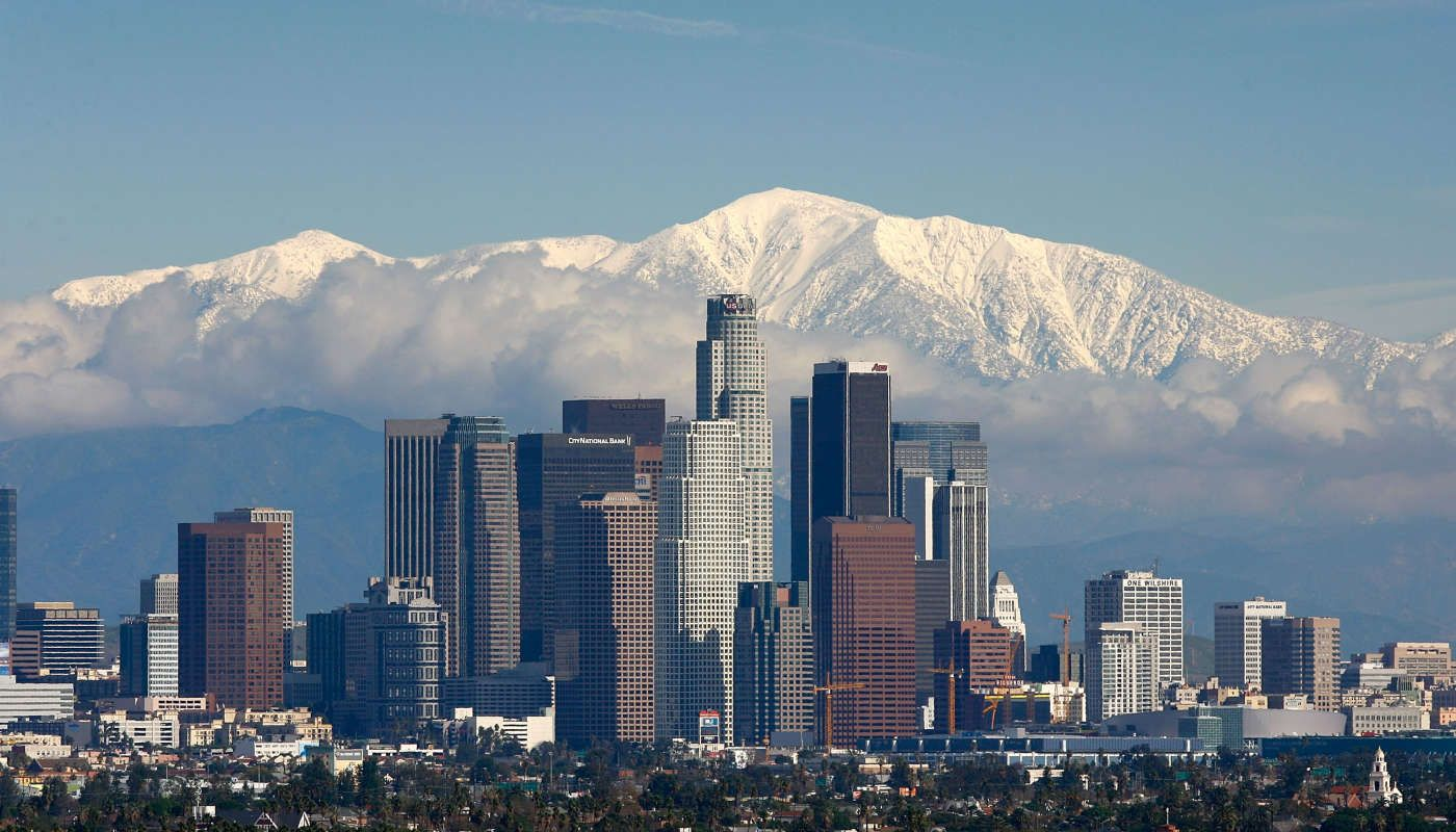 Inside Downtown Los Angeles S Retail Boom Visit Los Angeles San Gabriel Mountains Downtown Los Angeles