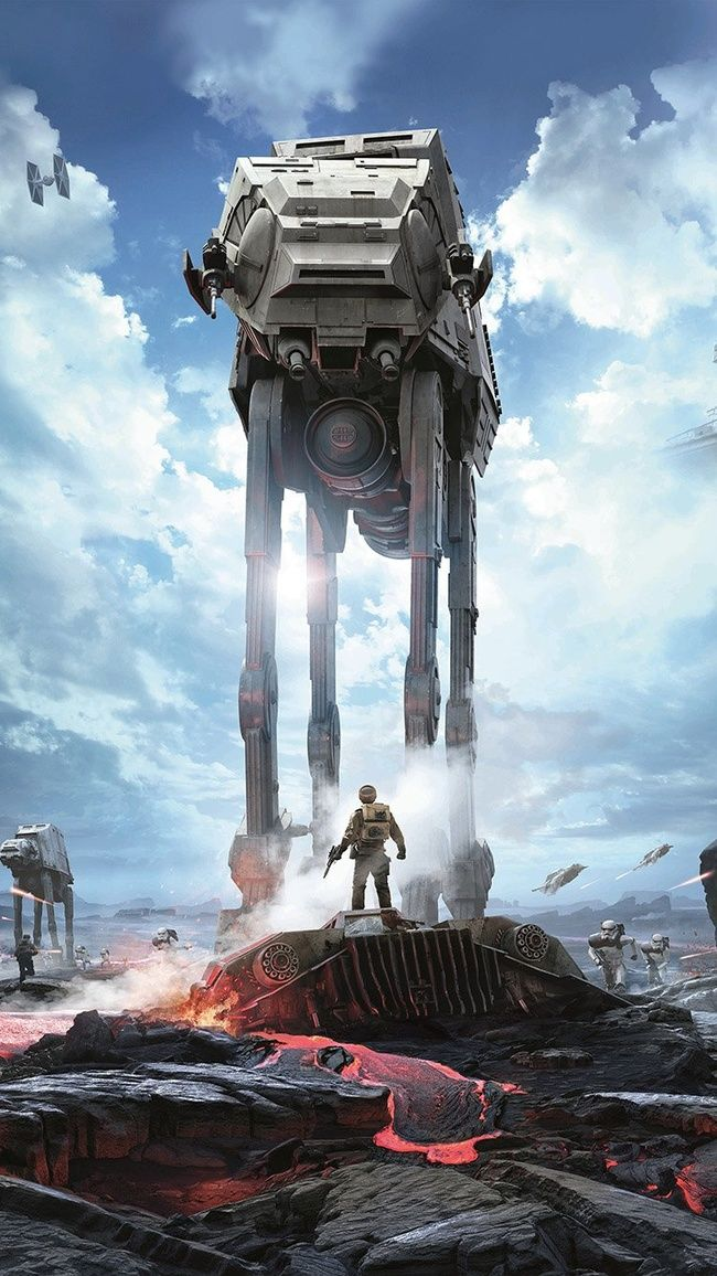 Best Iphone Wallpapers The Best Wallpapers Coolest Backgrounds Star Wars Canvas Art Star Wars Art Star Wars Painting