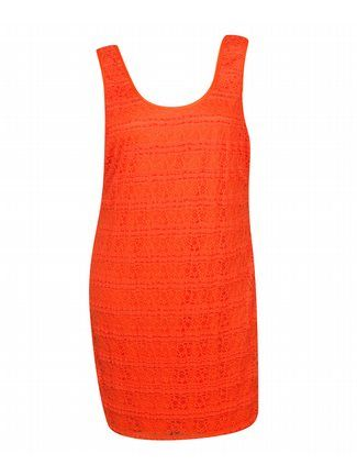 Coral Lovely Lace Dress $29.99  #alight #plussize #plussizefashion #plussizeclothing #spring #trend #trendy #cute #dress #place #dresses #plussizedress #plussizedresses #coral #sale  Lovely lace overlay tank style dress has a sleeveless bodice with wide, non adjustable straps. Lined.
