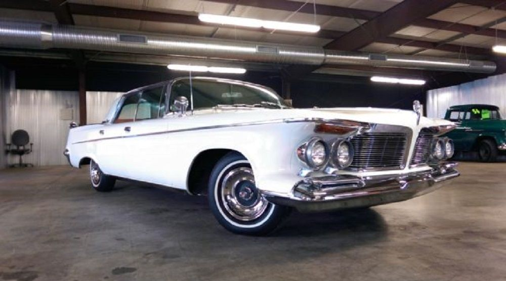 1962 Chrysler Imperial Lebaron 4D Hard Top Automatic Push Button - CarBiid.com