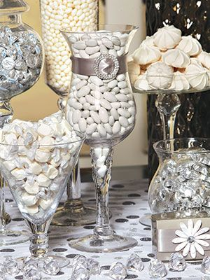 How To Create A Sweet And Stunning Candy Buffet Wedding Ideas