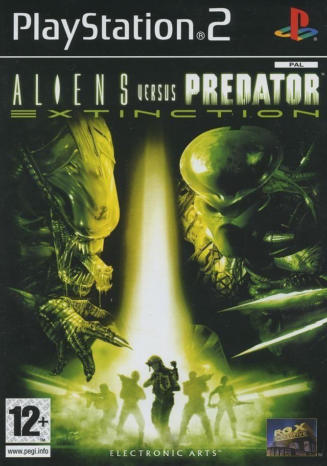 Aliens versus Predator : Extinction est un jeu de stratégie/action sur PS2 qui s'inspire, comme son nom l'indique, de l'univers d'Aliens versus Predator.Que vous soyez du côté des Aliens, des Predators ou bien des Marines, combattez pour le contrôle de la planète IV-742.Choisissez votre camp et déterminez son destin.