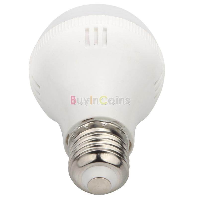 Energy Saving E27 7w 5630 Smd 12 Led Bulb Light Lamp Pure Warm White 220v Light Bulb Led Bulb Lamp Light