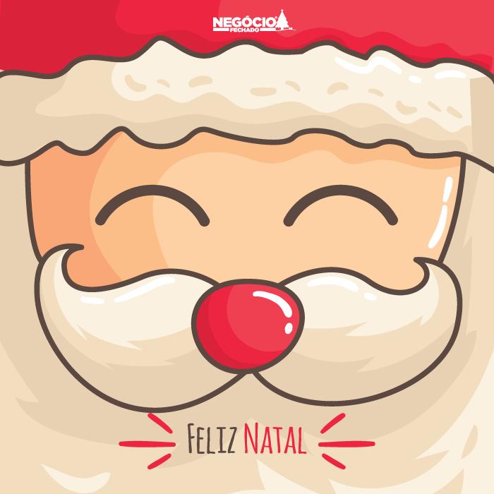 O Bom Velinho apareceu só para te falar: Feliz Natal 🎅 🎄 #JNF #Ipatinga #Natal
