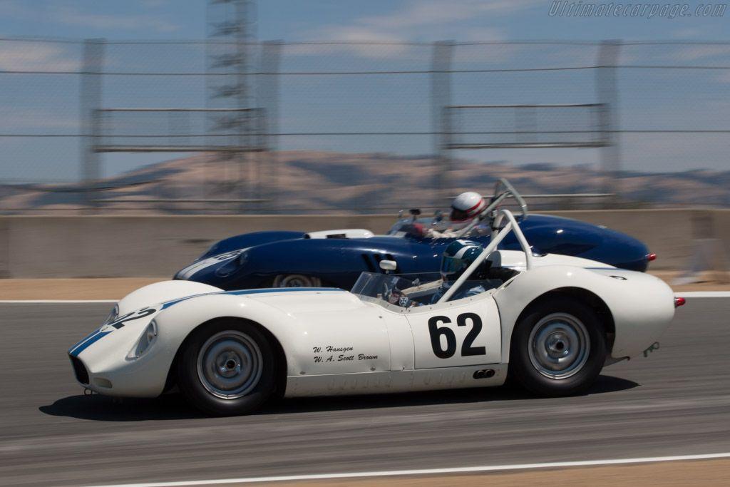 Lister Knobbly Jaguar (Chassis BHL 102 2012 Monterey