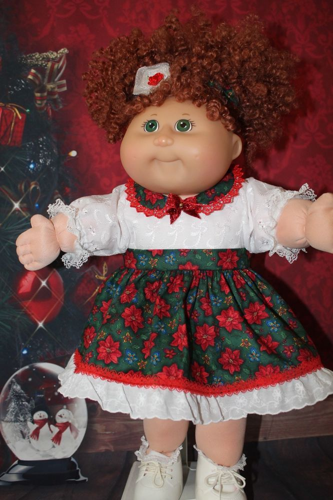 Pin On Dianne S Cabbage Patch Finery By Dianne Morrissette