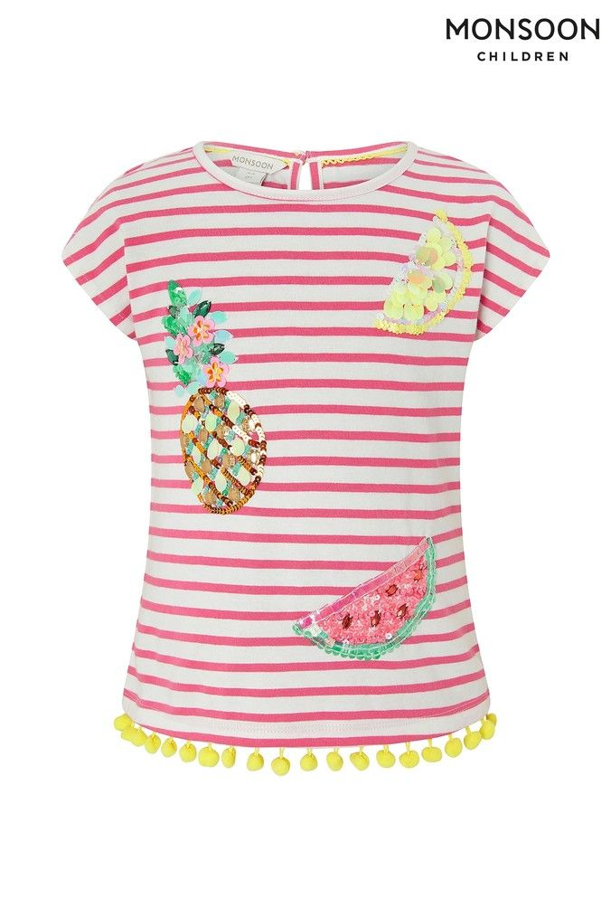 f0a13c13 Girls Monsoon Tropicool Top - Natural in 2019 | Products | Tops ...