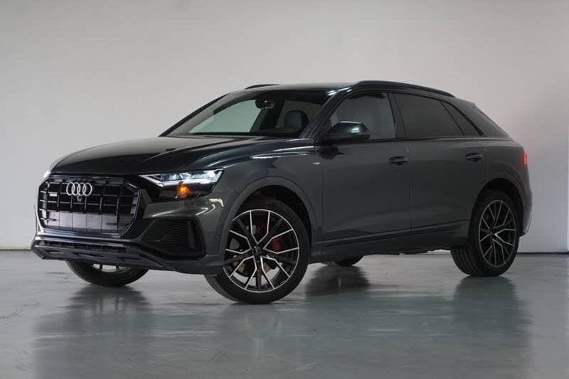 Used Audi Q8 For Sale In Louisville Ky Cargurus Used Audi Audi Dream Cars