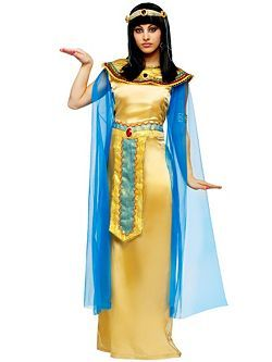 Deluxe Cleopatra Womenu0027s Costume Womens Egyptian/Arabian Costume at Wholesale Prices  sc 1 st  Pinterest & Deluxe Cleopatra Womenu0027s Costume Womens Egyptian/Arabian Costume at ...