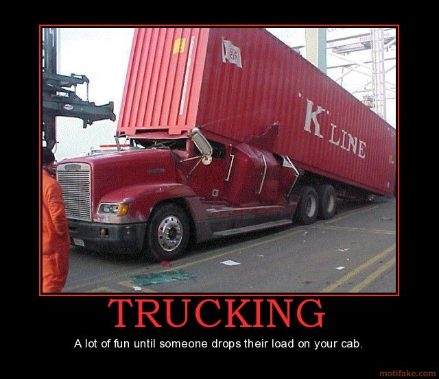 Funny Car Accident Quotes: Cargo Tie-Downs