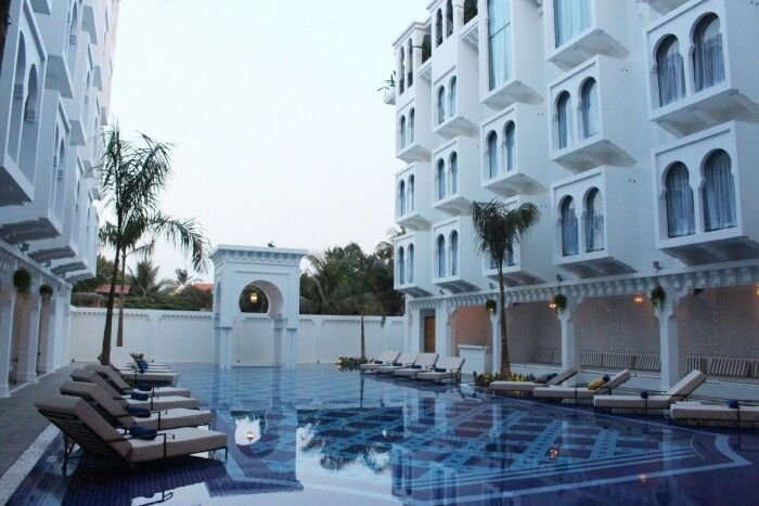 Sarai Resort Spa Siem Reap Cambodia South East Asia Wonderful Hotel