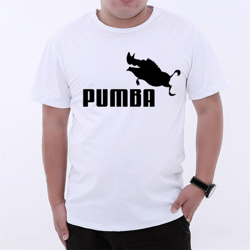 Click to Buy << 2017 New Brand PUMBA T Shirt Summer Famous Clothing. >>