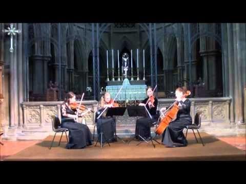 Nero String Quartet Handel Royal Fireworks La Rejouissance Pre Ceremony Music Not