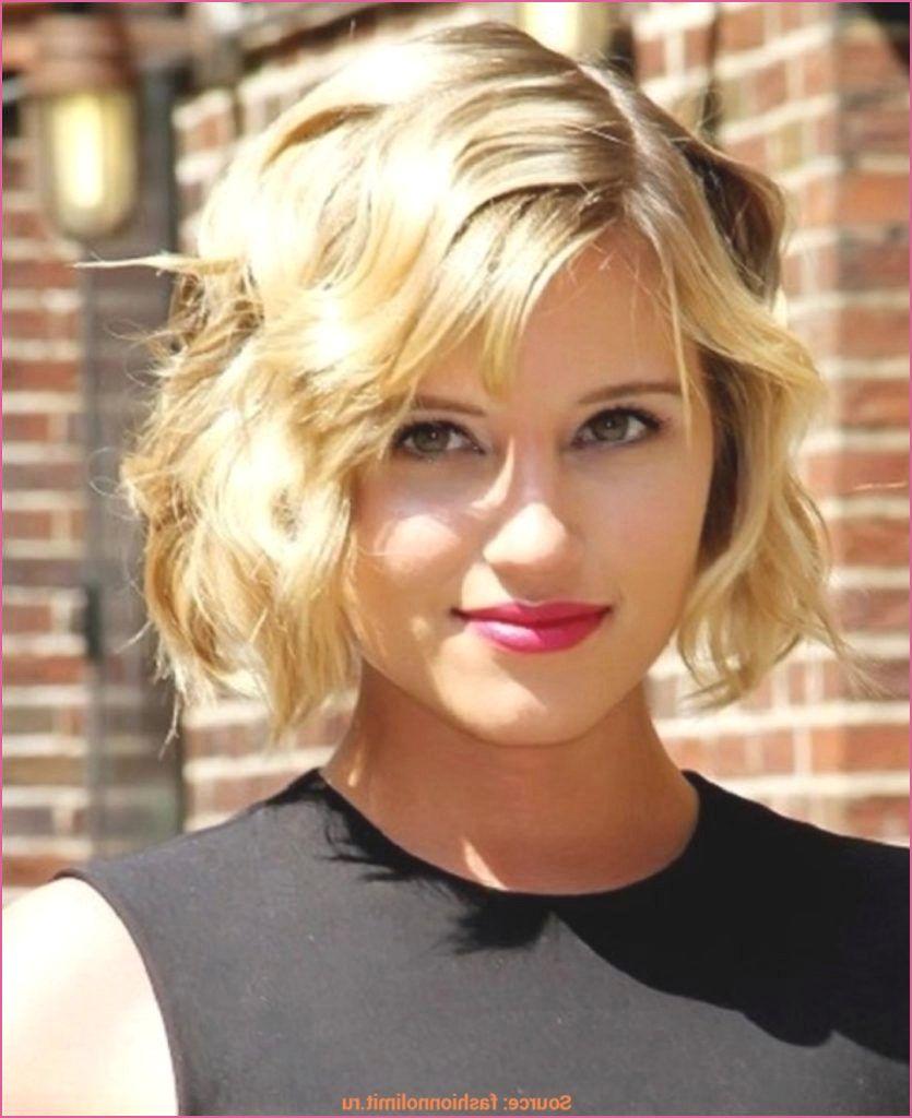 Frisuren Für Rundes Gesicht Frau (mit Bildern)  Frisur langes