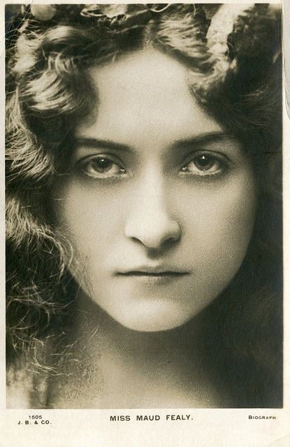 Miss Maud Fealy
