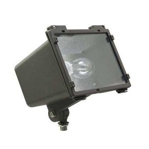 Hubbell Outdoor Lighting Hubbell Outdoor Lighting F070S1 70Watt High Pressure Sodium Facade