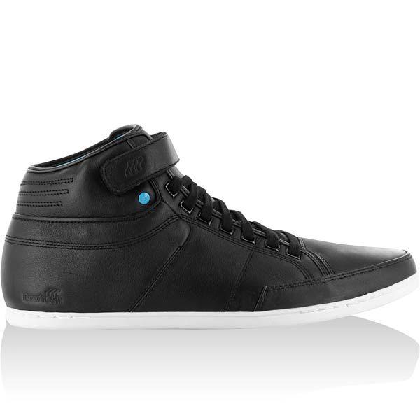 Boxfresh / Swich Black   Sneakers