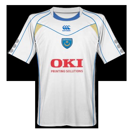 b3af1455f Canteberry Portsmouth FC Kit 1