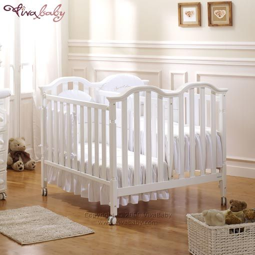 twin baby items Elegance Twin Cot Ivannah & Hannah