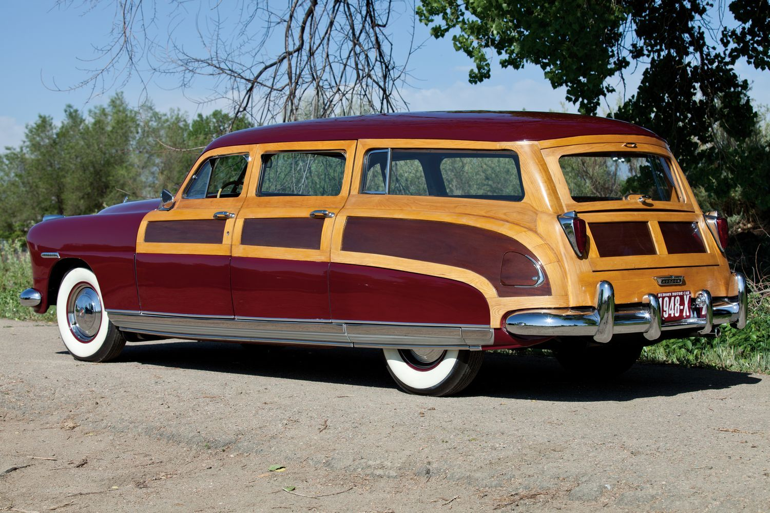 Woody Station Wagons The Wagon 1941 Oldsmobile One Of None Step Down Hudson Woo To Cross