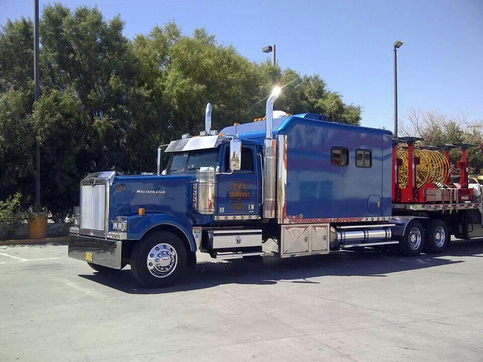 Western Star Western Star Trucks Big Rig Trucks Big Trucks