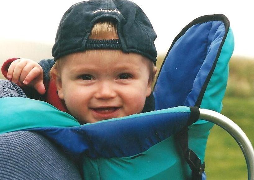 Backpack Boy
