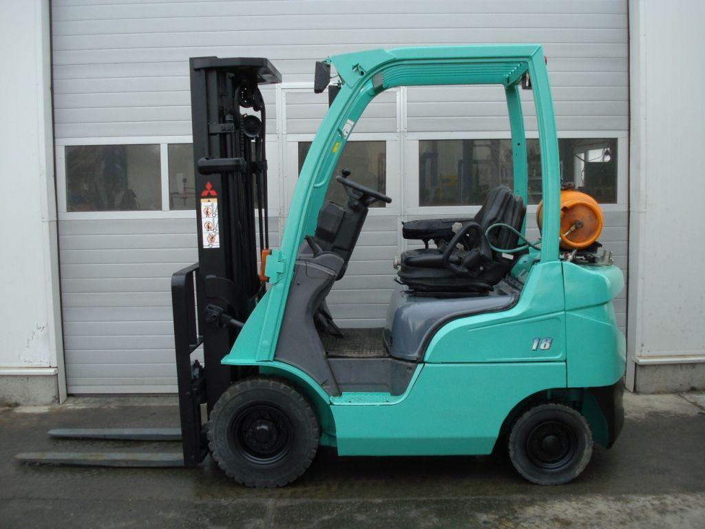 mitsubishi golf carts