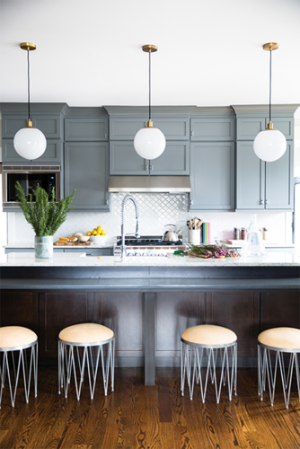 Celebrity owned kitchens we wish were ours kitchenideas kitcheninspiration kitchenisland kitchencabinets backsplash also best inside the homes of famous people rh pinterest