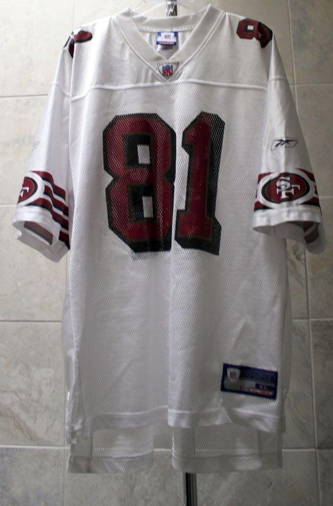 6ac4e05d3 San Francisco 49ers Jersey #81 Terrell Owens Reebok Size Xl Mens from $28.0
