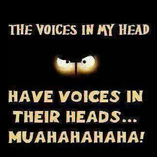 And they're all evil... Muahahahaha