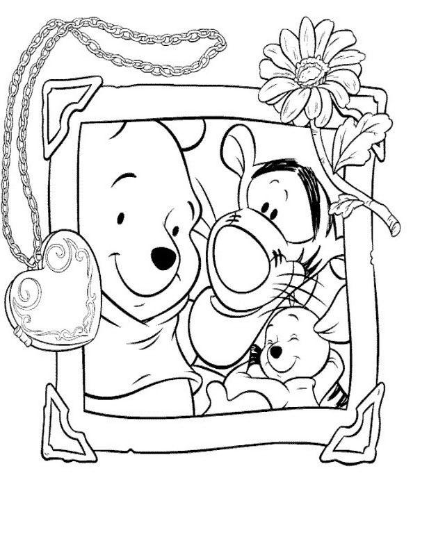 Guarda Tutti I Disegni Da Colorare Di Winnie The Pooh Www