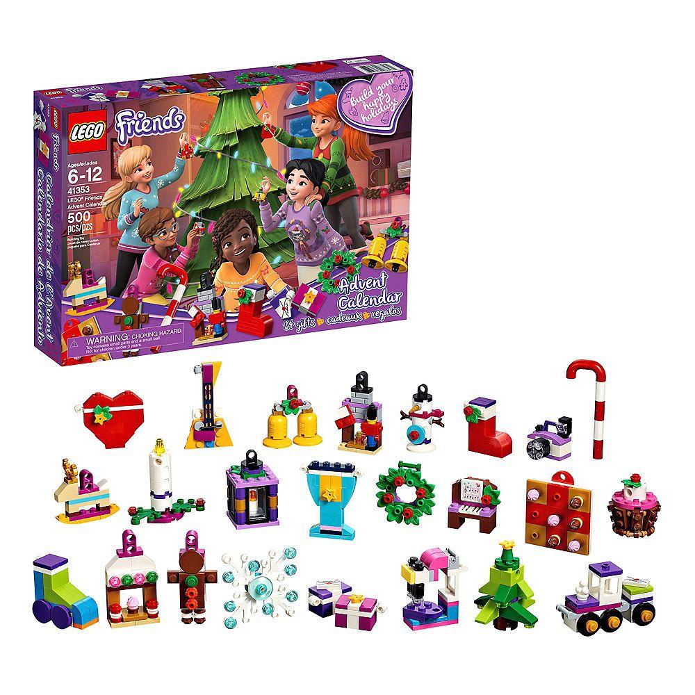 Lego Friends Advent Calendar 500pc 41353 Lego Advent Calendar