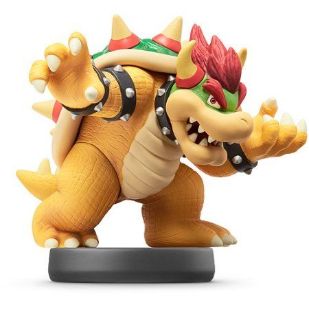 Bowser Super Smash Bros Series Nintendo Amiibo Nvlcaaaw