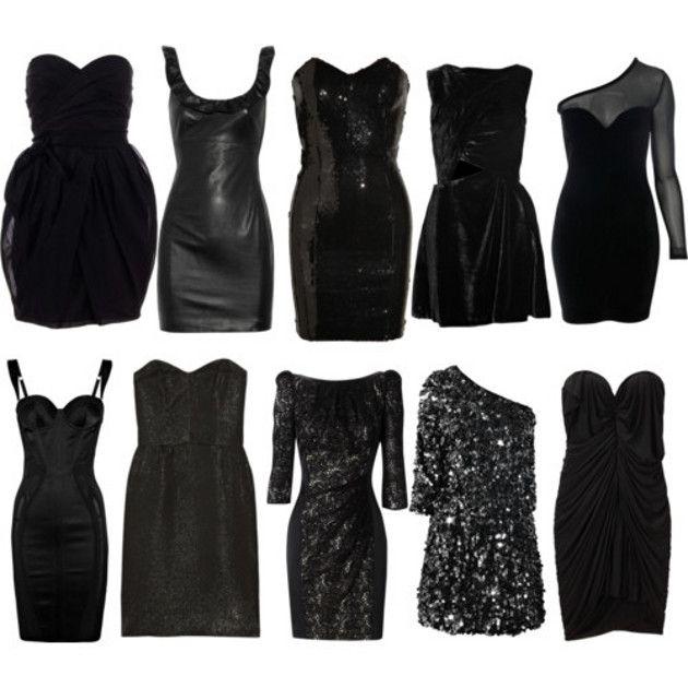 7f1dd83ef Tips para lucir un vestido negro a la perfección