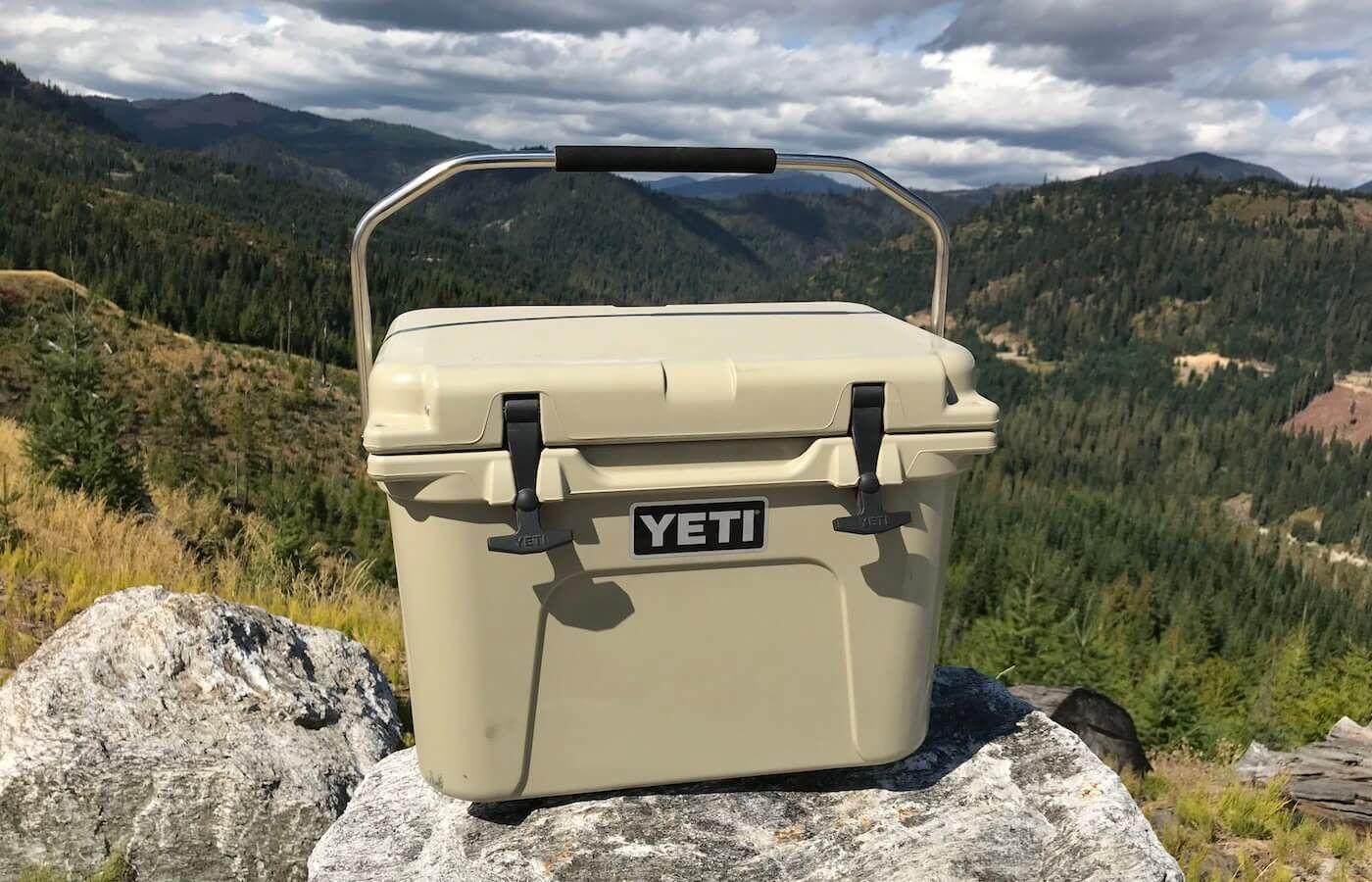 Yeti Roadie 20 Review Small But Mighty Yeti Roadie Yeti Cooler Yeti