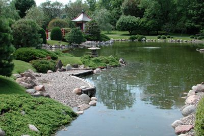 Japanese Gardens at Normandale Community College