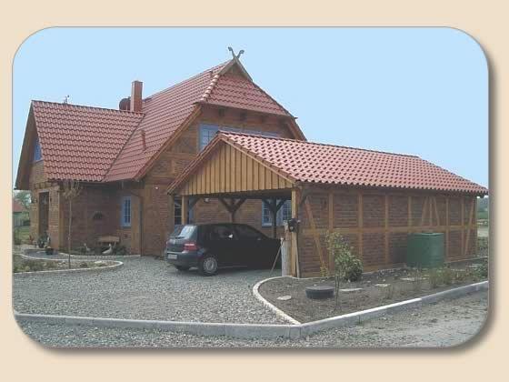 Carport Fachwerk Zuruck Zur Bildergalerie Klick Fachwerk Walmdach Carport