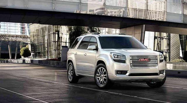 Gmc Acadia Denali Running Boards A Must Have Item That Is Not