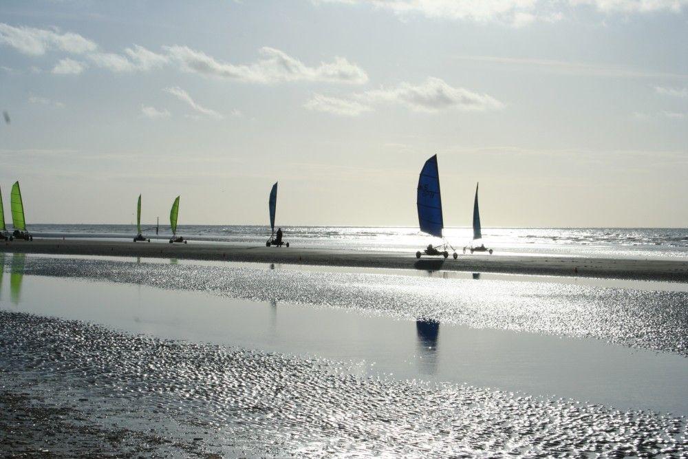 Pin Op Mer Du Nord Belgique